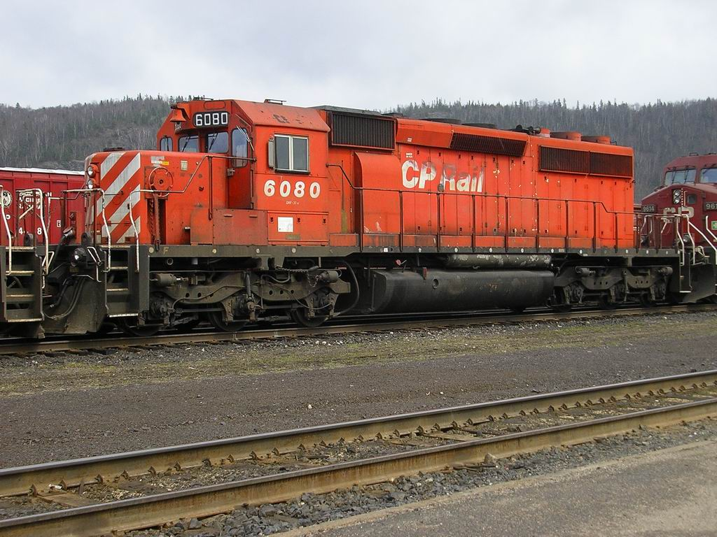 Railroadfan Com View Topic O S Thunder Bay To Sault